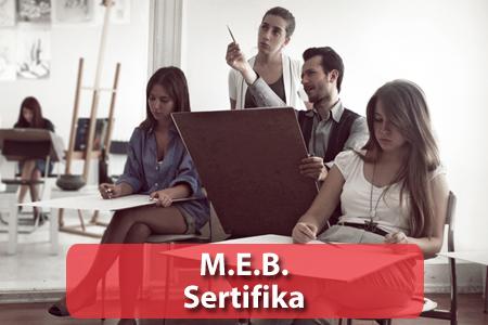 MEB Sertifika Kursu