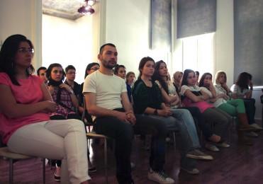 arkhe sanat yurtdışı üniversiteler tanıtım sunumu-3 2014