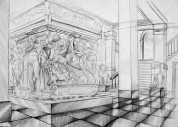 arkhe sanat arkeoloji müzesi çalışmaları