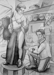 arkhe sanat figür imgesel terzi ve modeli