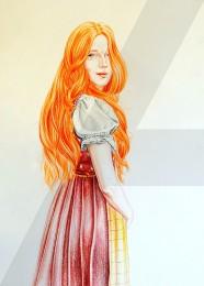 arkhe sanat moda çizimi