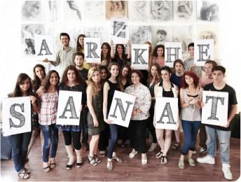 arkhe sanat güzel sanatlara hazırlık ve resim kursu