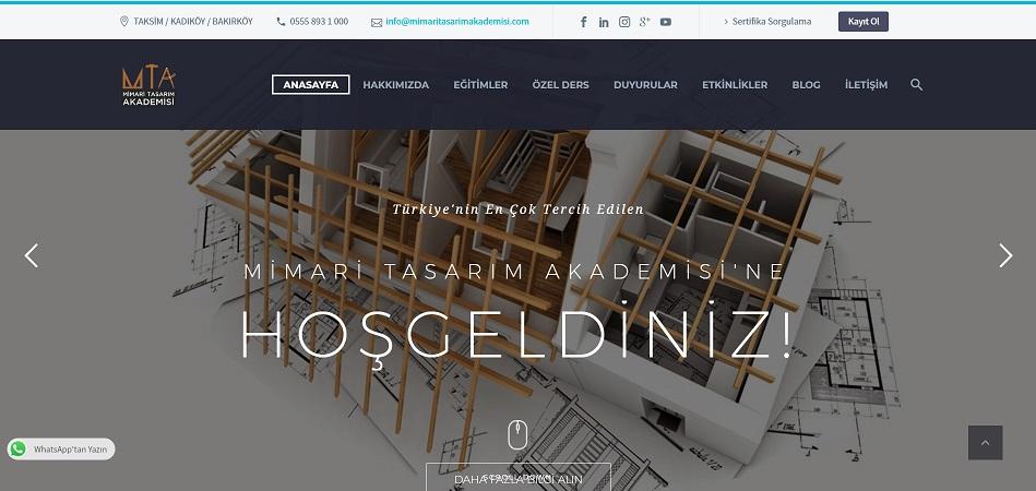 Mimari Tasarım Akademisi