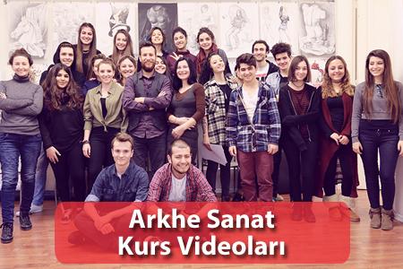 Arkhe Sanat Kurs Videoları