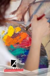 arkhesanat-resimkursu-güzelsanatlarahazırlıkkursu-resimdersi-çizimkursu-hobiresimkursu-hobi-yağlıboyaresim-karakalem-paletverenkler