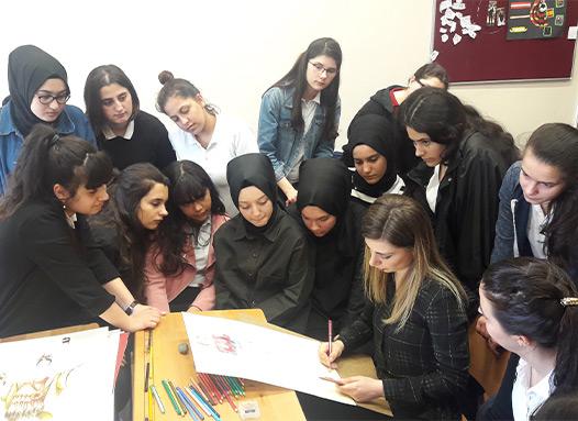 Lise Öğrencilerini Mesleki Anlamda Bilgilendirme Semineri Düzenledik