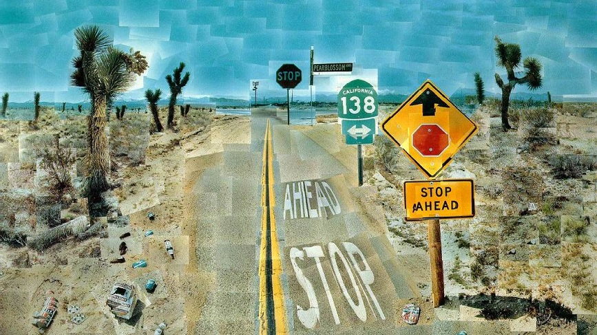 hockney-highway