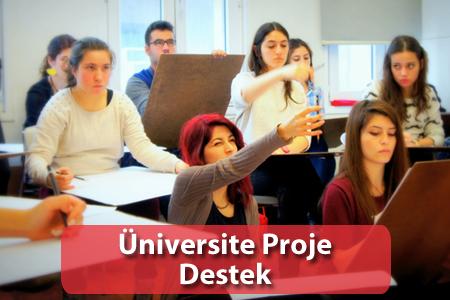 Üniversite Proje Destek Kursu