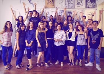 arkhe sanat-kurs fotoğrafları-yıl sonu-2011