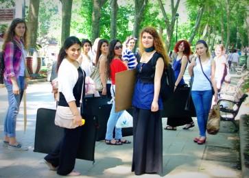arkhe sanat-istanbul-arkeoloji müzesi gezileri-2011-2