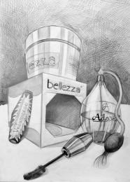 arkhe sanat grafik bölümü ürün illüstrasyon çizimi-adore