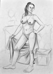 arkhe sanat moda tasarımı-bölümü nu model çizimi-4
