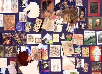 arkhe sanat kurs fotoğrafları yaratıcı tasarım