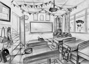 arkhe sanat iç mimarlık bölümü sınav sorusu ilkokul