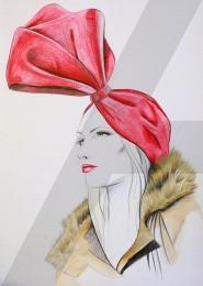 arkhe sanat moda illüstrasyon çizimi