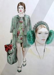 arkhe sanat moda tasarımı