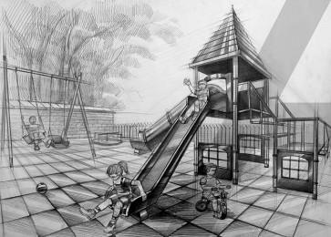 arkhe sanat iç mimarlık karakalem sınav sorusu